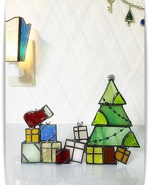 ステンドグラス 2014 クリスマスオブジェ.jpg